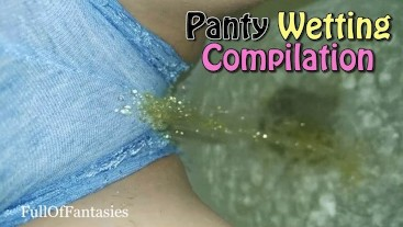 Just some panty wetting clips (peeing in panties) for ya ♥ FullOfFantasies
