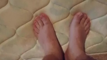 Sexy College Guy Feet 1