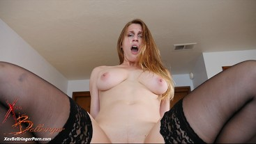 Horny Milf Invites You In For A Quick Fuck HD