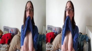 My First 3D Porno!
