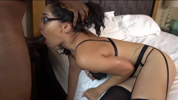 Reward for a Good Slut: Uncuffed and Dominated with Lord Black the Dom