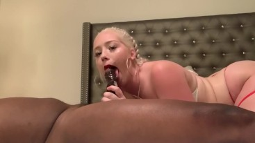 TEASER : mrs. CLAUS came early this year and fucked BBC