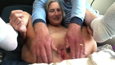 Granny Pussy Squirt