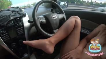Haben Die Sex Auto Thai Pärchen Teen Pärchen