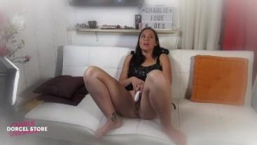 Satisfyer vibro sur le clito Bande d'enculé !