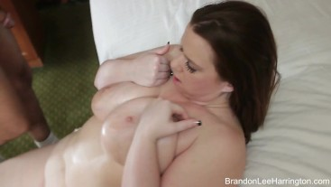 Homewrecker All natural 36G Amerie Thomas fucked
