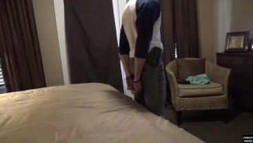 Logan: Handcuffed