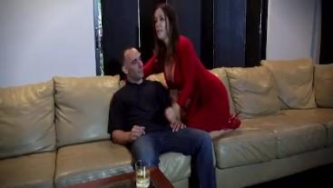Rachel Steele MILF1611 - Cheating Housewife, party in my panties! Part 1