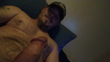 Cumming on myself for you!