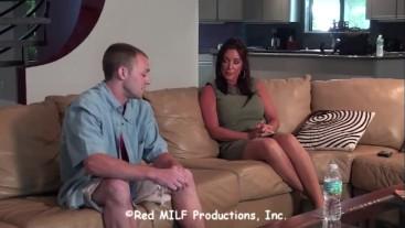 Rachel Steele MILF1056 - Best Friend's Hot Mom - New England Roommate