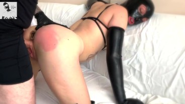 Please Fill ALL my Holes! Hot Toy Smiling, Fucking and Sucking Thick Cock