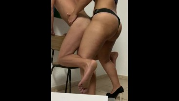 PEGGING mistress spicy x with big ass