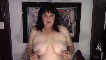 Jerk To My Big Tits