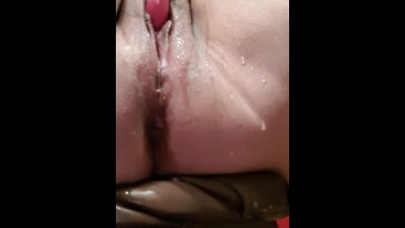 First Time Pornhub - Fucking Myself Pussy Squirt