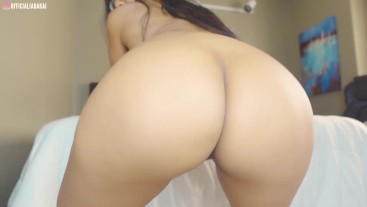 POV Asian Girl Twerks On your Face