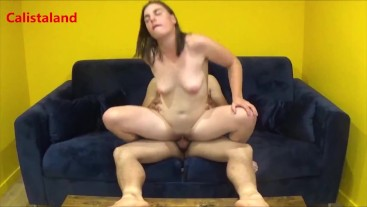 Intense love and torrid sex