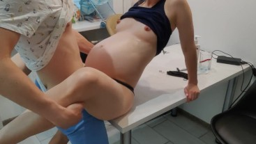my preggo wife want to cum with me right now