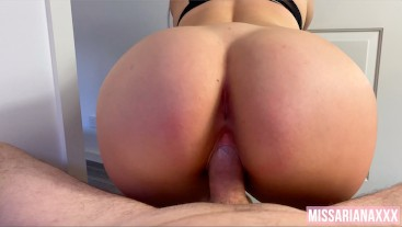 Amateur Babe Rides Me With Her Tight Pussy