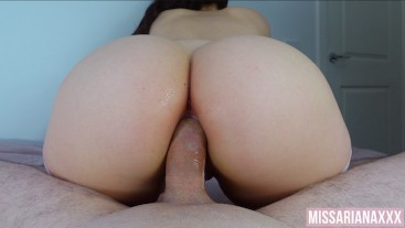 Amateur Teen Finally Let Me Fuck Her Big Ass - 4K PREMIUM!