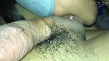 Pinay 18 years old, ginising ang natutulog na boyfriend para magpakantot