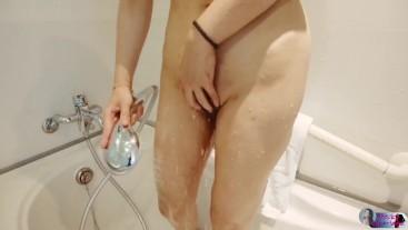 Becky Clearidge Takes A Shower. I Like it