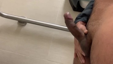 Jacking Off At Work During Lunch