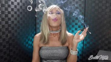 Breathe More Smoky Exhales - Nikki Ashton