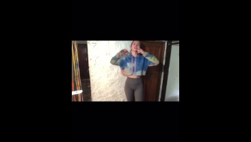 POV Pee Compilation! Hot Babe Pees Pants