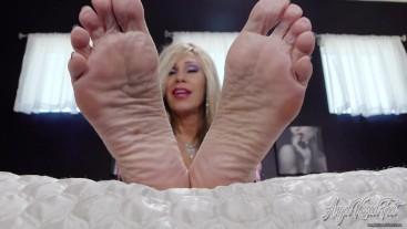 My Feet Demand your Cum - Nikki Ashton