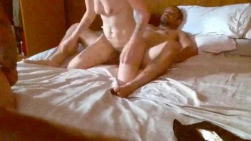 Wife loves fucking my m8
