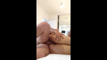 Ass to mouth with messy facial