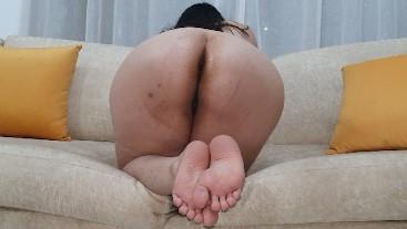 Anal Inspection to Annie Teen - Big Ass Gape