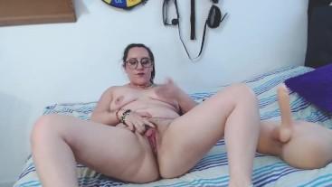 Masturbating my wet pussy