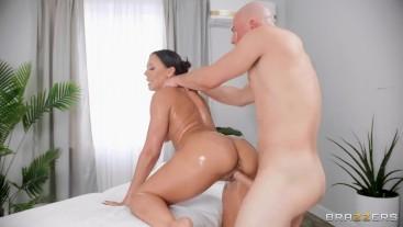 Rachel Starr in Oil Adultry from Brazzers